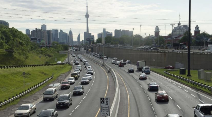 Toronto's QEW HOT Lanes - Sutton Group Realty systems