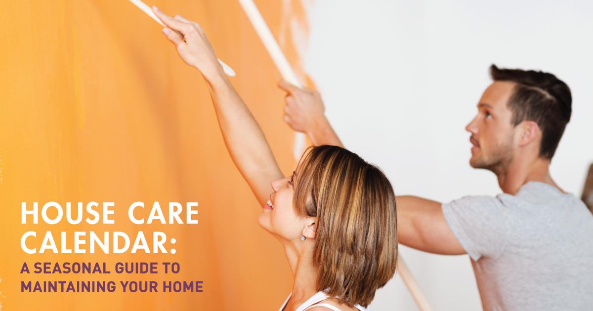 pqbhomes.ca house care calendar