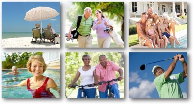 Adult az Active communities