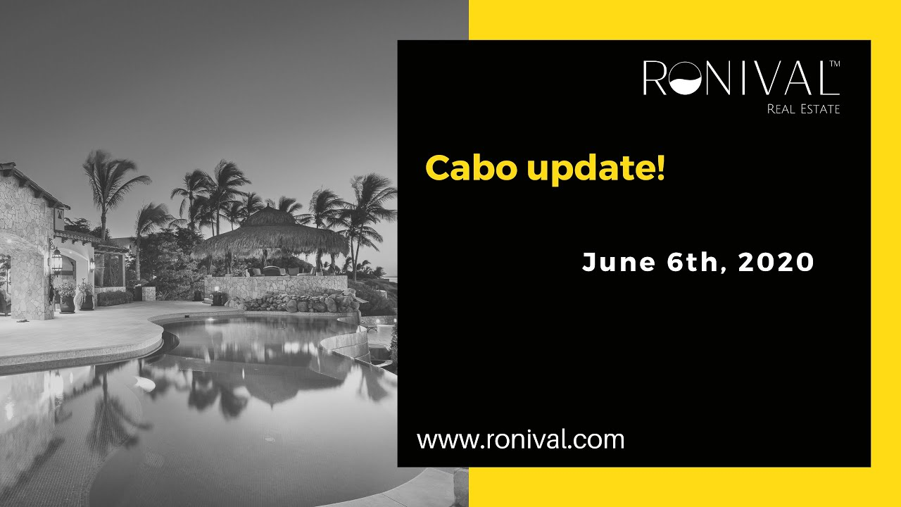 ronival, nick fong, Saturday Cabo update