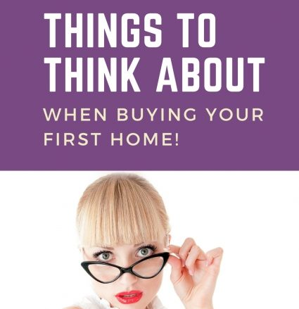 What to Think About Buying Your First Home