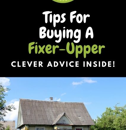 Tips For Buying a Fixer Upper