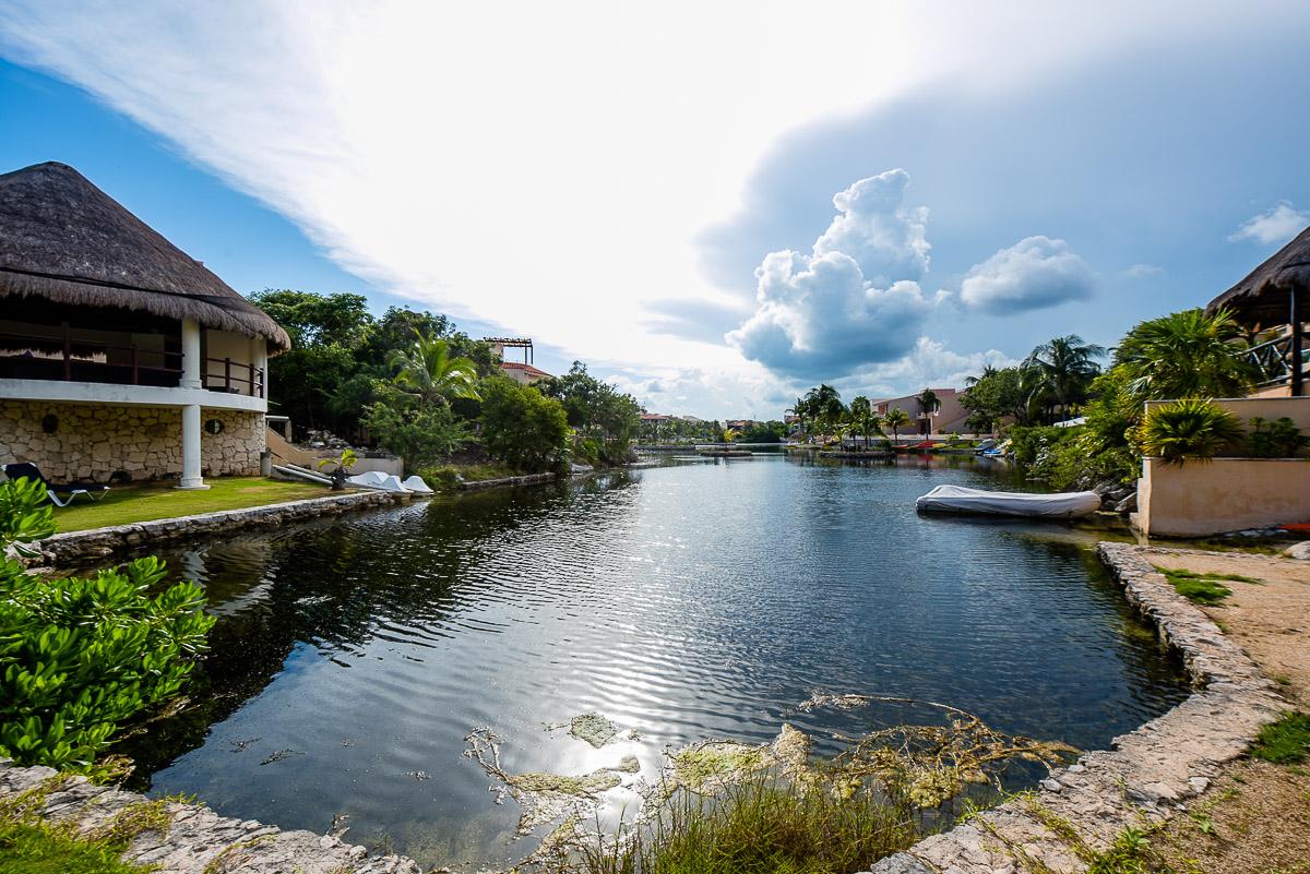puerto aventuras lagoon