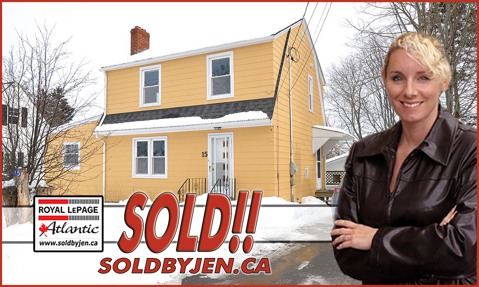 15 Hillcrest  Is Sold