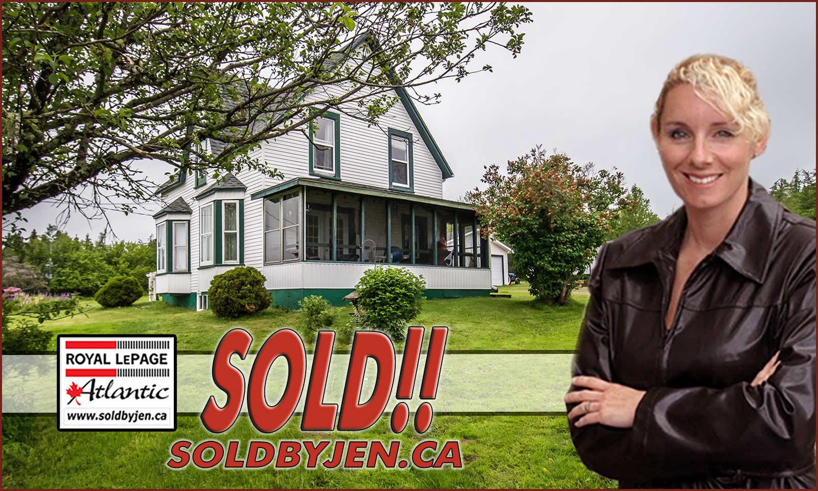 591 Route 935 Wood Point SOLD