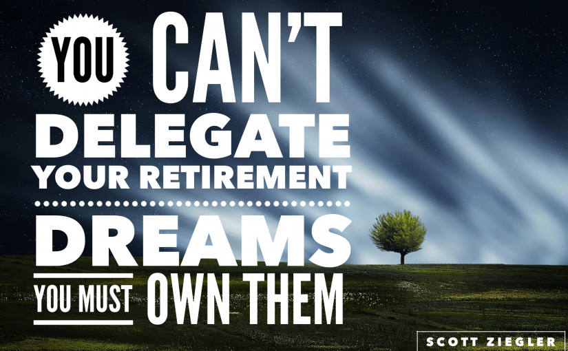 Will you retire broke? or with dignity and wealth?