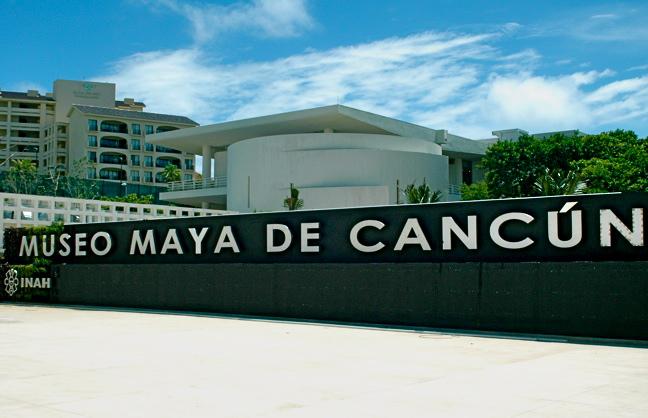"""Mayan Museum """"Cancún"""""""