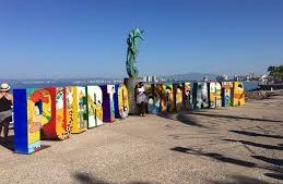 The Malecon Puerto Vallarta