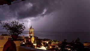 Rainy Season in Puerto Vallarta