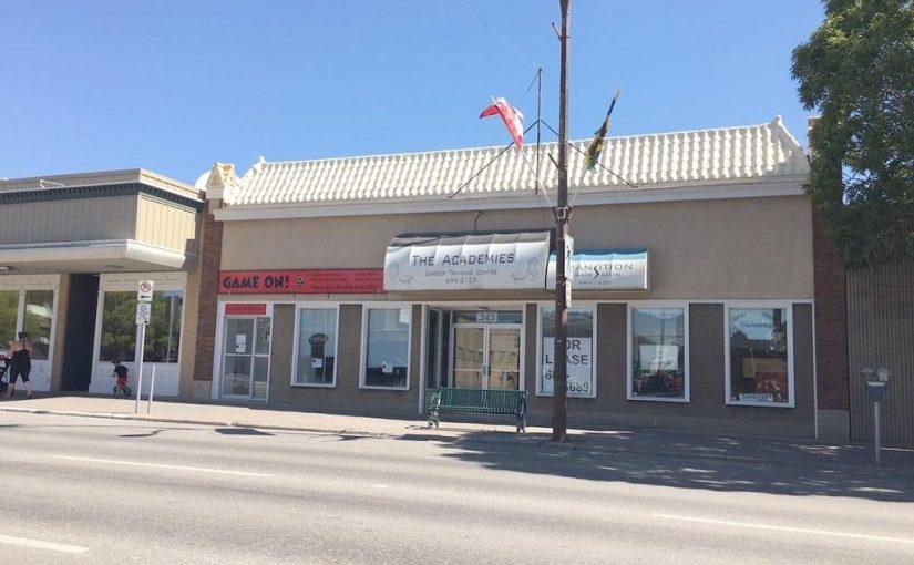 Moose Jaw 商业物业出售 345 Main St.