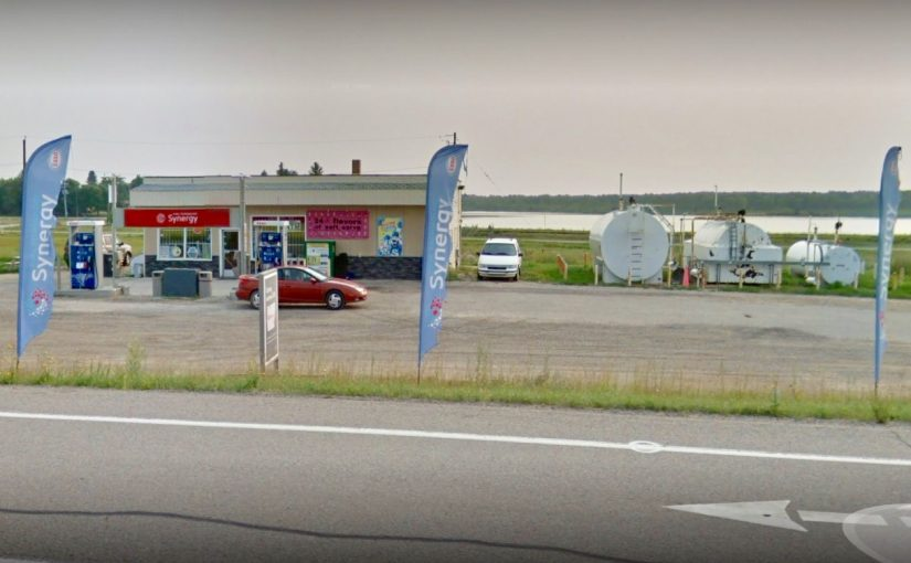 萨省ESSO加油站+便利店出售 $799,000