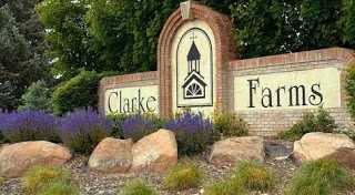Clarke Farms Subdivision in Parker CO