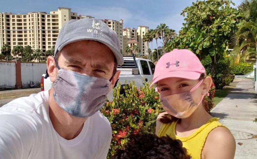 Face masks in Puerto Vallarta