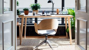 IS THIS THE PERFECT TIME TO CREATE A HOME OFFICE?
